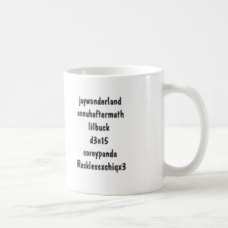 creaters of help spread hope coffee mug