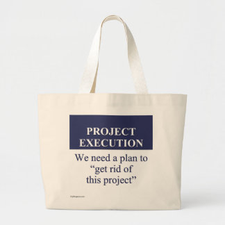 Creating a Project Execution Plan (3) Canvas Bag
