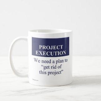 Creating a Project Execution Plan (3) Coffee Mug