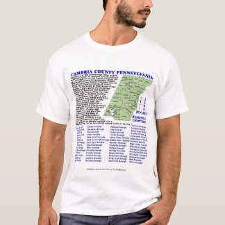 Creating Cambria County T-Shirt
