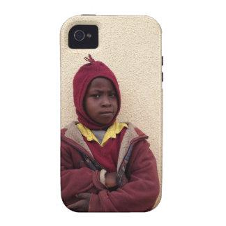 Creating Master Teachers: Abraham Maasai Student iPhone 4 Case