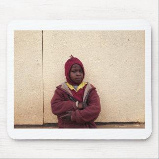 Creating Master Teachers: Abraham Maasai Student Mouse Pad