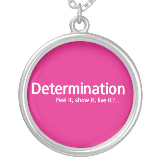 "Creating My Best Life ""Determination"" Necklace"