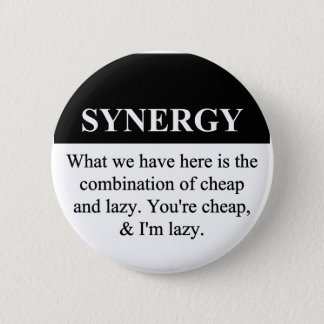 Creating Organizational Synergy (3) Button
