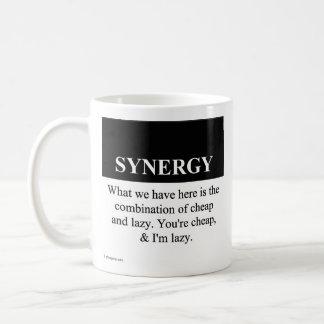 Creating Organizational Synergy (3) Coffee Mug