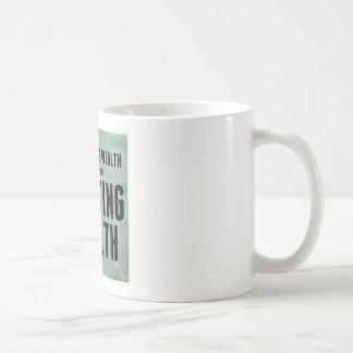 Creating Wealth Coffee Mug