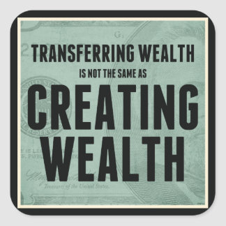 Creating Wealth Stickers