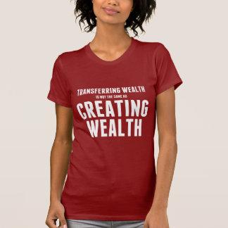 Creating Wealth T Shirt