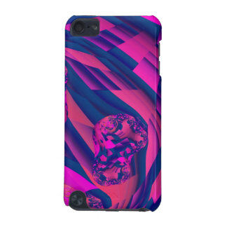 Creating Worlds – Abstract Fractal Magenta Magic iPod Touch 5G Case