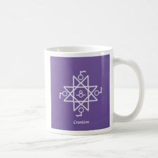 Creation Classic White Coffee Mug