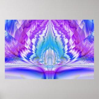 Creation Fractal Print