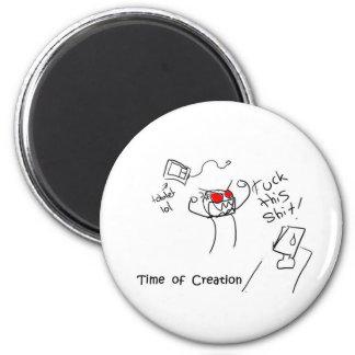 Creation Imán Redondo 5 Cm