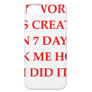 creation iPhone SE/5/5s case