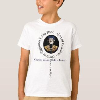 Creation is Life- Egyptian Deity Ptah T-Shirt