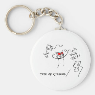 Creation Keychain