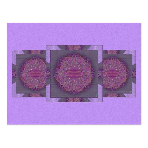 Creation Mandala Post Cards