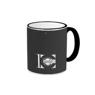 Creation Ringer Coffee Mug