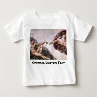 Creation of Adam Baby T-Shirt