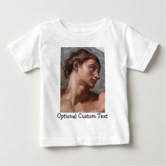 Creation of Adam (detail-Adam) Baby T-Shirt