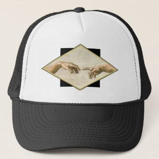 Creation of Adam Detail Trucker Hat