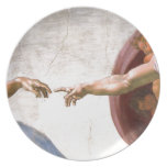 Creation of Adam Plate