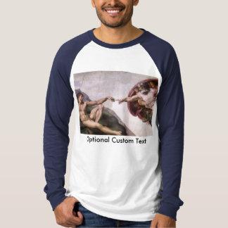 Creation of Adam T-Shirt