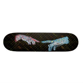 Creation of Cyber-Adam Skateboard
