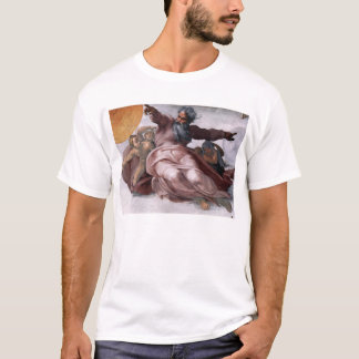 Creation of Sun, Moon, and Planets T-Shirt