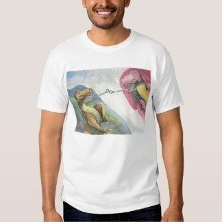 """""""Creation of T-Rex"""" T Shirt"""