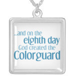Creation of the Colorguard Pendants