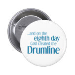 Creation of the Drumline Pinback Buttons