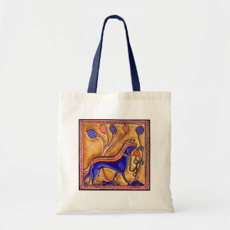 Creation of the Hounds Tote Bag