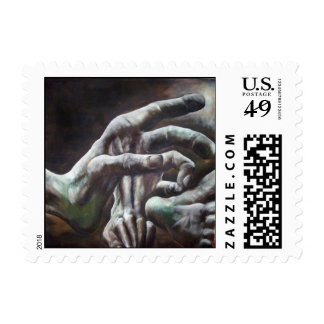 Creation Postage Stamps