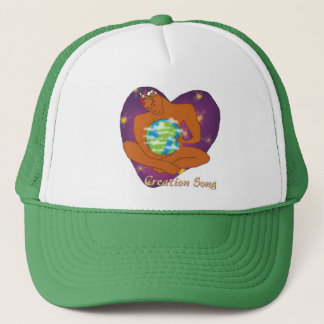 Creation Song Arda Trucker Hat