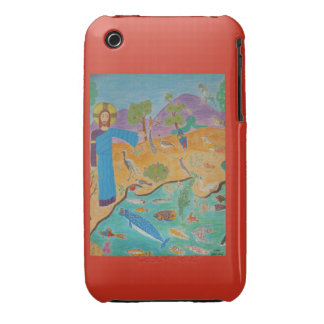 Creation: The Fifth Day iPhone 3 Cases