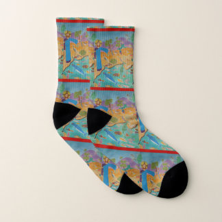 Creation: The Fifth Day Socks