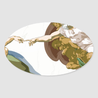 creationoadam.jpg oval sticker