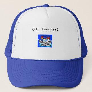 CREATIONS DHR TRUCKER HAT