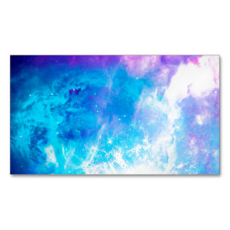Creation's Heaven Business Card Magnet