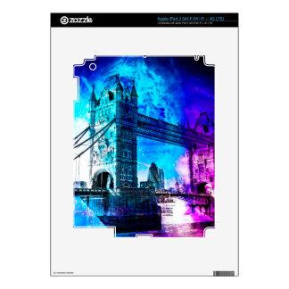 Creation's Heaven London Dreams Skin For iPad 3