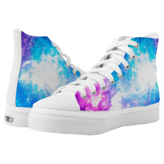 Creation's Heaven Printed Shoes
