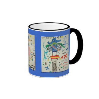 Creations of Doddman Gallery Ringer Coffee Mug