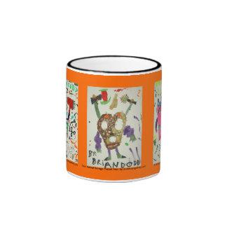 Creations of Doddman Gallery Ringer Mug