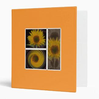 Creations Of One Sunflower Avery Binder