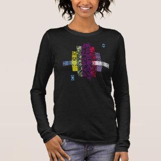 Creativ Confidence (T-shirt Female) Long Sleeve T-Shirt
