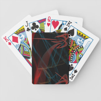 Creativamente Negro especie carta de juego