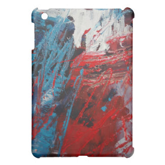 Creative Abstract Art Decor Case For The iPad Mini