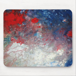 Creative Abstract Art Mouse Pad