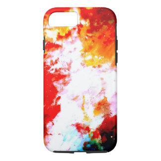 Creative Abstract Artwork Tough iPhone 7 Case