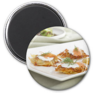 Creative Appetizers Potato Rosti Magnet